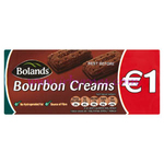 Bolands Bourbon Creams PM€1 150g x24