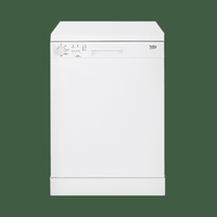 Beko DFC04210W Dishwasher 60cm Freestanding - White