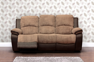 Milton Fabric Sofa 1