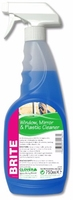 Brite Glass Cleaner 750ml