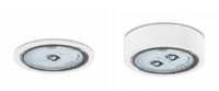 Maintained Autotest Open Plan Downlight