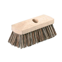 Wooden Deck Scrub Standard Thread 6''