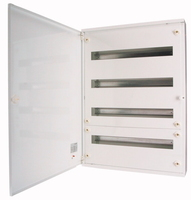 Metal Distribution Board 24Mod IP30 Surface Mounted
