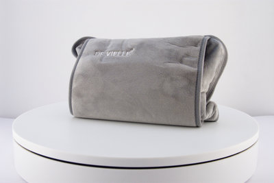 De Vielle Grey Hot Water Bottle Single