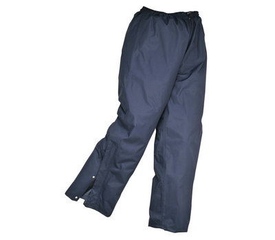 PORTWEST TK89 Waterproof and Breathable Trousers Navy