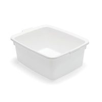 Addis 5 Star Rectangular Bowl White