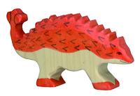 Holztiger Ankylosaurus