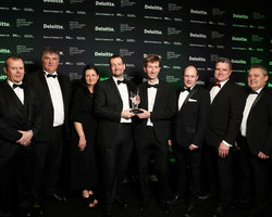 The annual Deloitte Best Managed Companies awards took place Friday last, 1st of March. We were delighted to be awarded the Platinum award this year...