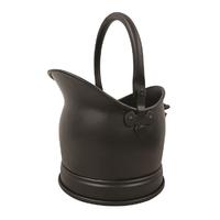 "Cromwell Bucket Black Medium 11"""