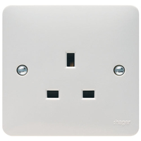Sollysta 13A 1G Unswitched Socket