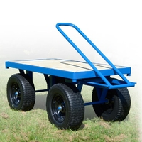 Turntable Trolley - 1000kg Capacity
