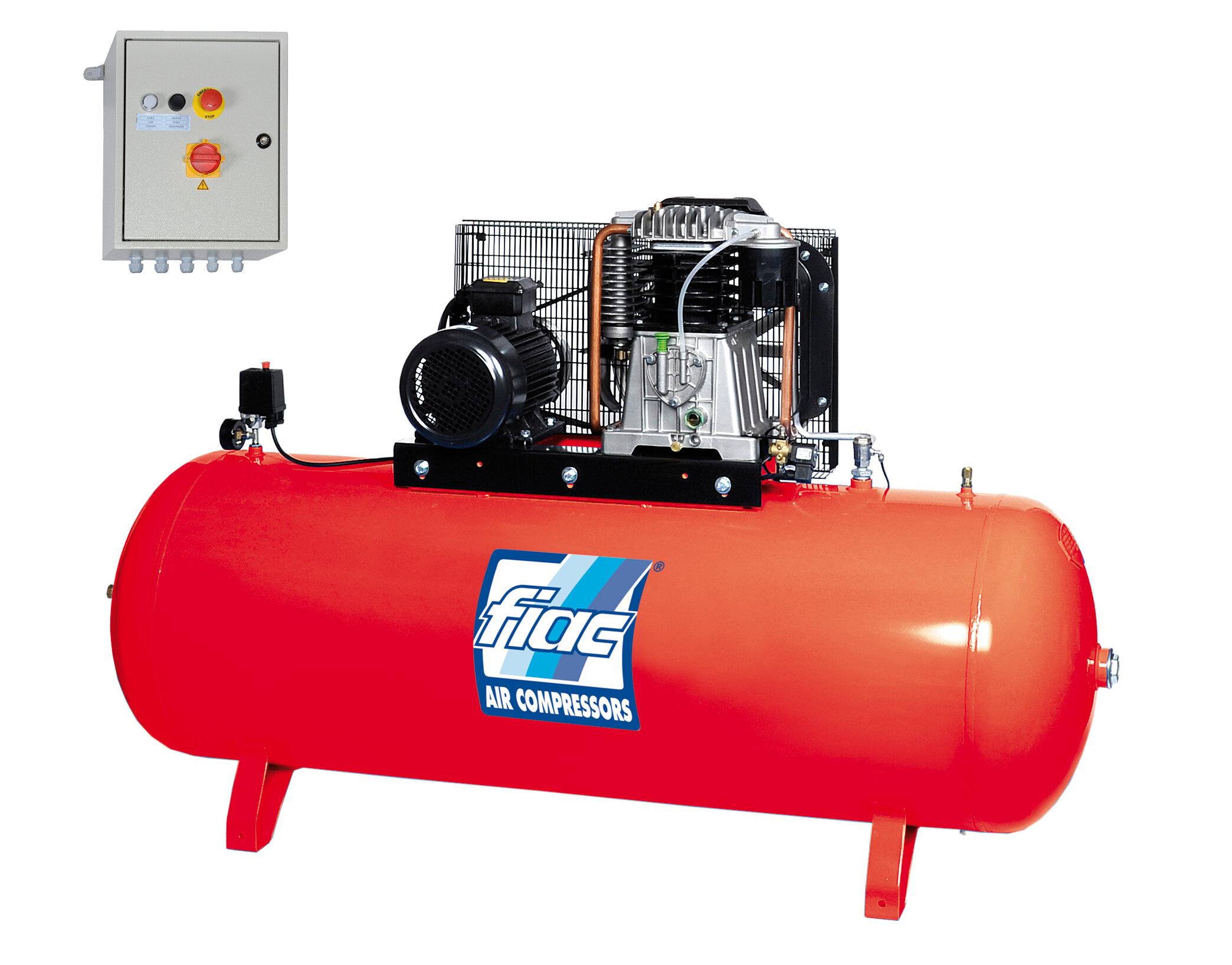 FIAC 10HP 500LTR 400VOLT COMPRESSOR (AB500/981) (153.108.0000)