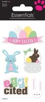 >< Bunny Essential Craft Sticker.