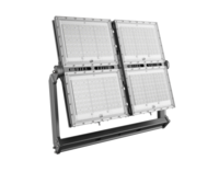 310W 60 degree Pitch LED Area Flood-P 5700K-N