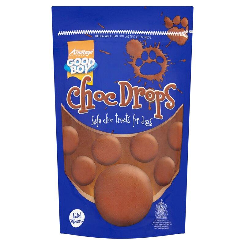Good Boy Chocolate Drop Dog Treats 250g