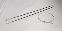 "BALL-LOCK Stainless Steel 12"" Cable Tie"