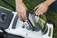 ALPINA AL134LI Battery Mower