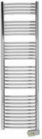 Kyros 750W Chrome Electric Towel Rail 1700mm