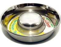 1356 Classic Slow Go Stainless Steel Dish - Medium 1700ml / 240mm x 1