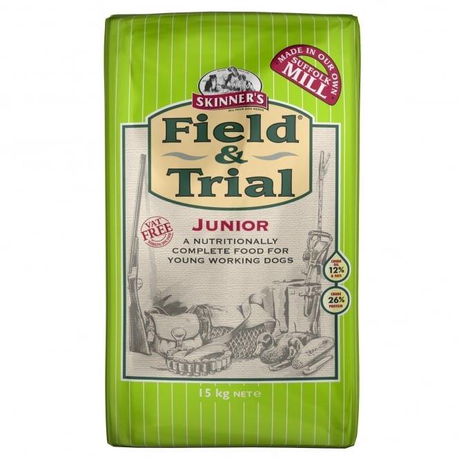 Skinners Field & Trial Junior Chicken 15kg