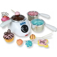 ELECTRIC CHOCOLATE MELTING POT (UK PLUG)