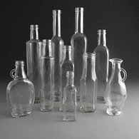 Glass bottles suitable for Sauces, Marinades, oils and many other uses.