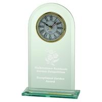 20cm Economy Glass Clock