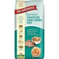 Mr Johnson's Supreme Hamster & Gerbil Mix 900g x 6
