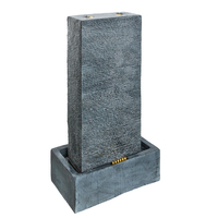 LED Slate Water Feature 103cm