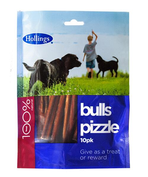 Hollings Bulls Pizzle 10 x 10 Pack