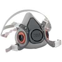 3M 6200 Reusable Half Face Mask, Medium