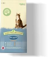 James Wellbeloved Cat Oral Health - Turkey & Rice 300g x 1