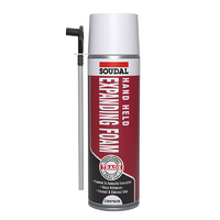Soudal B3 Gap Filler Expanding Foam - Hand Held 500ml