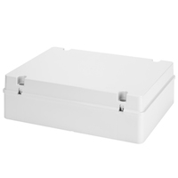 Gewiss Plain IP56 PVC Enclosure 380x300x120