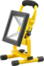 LED Flood Light on Stand 10W Rechargeable