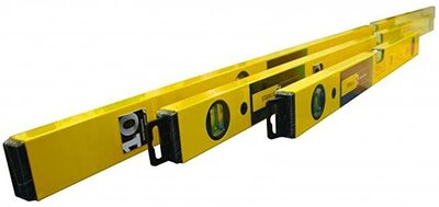 """RST PRO SPIRIT LEVEL 3 PC SET INC 10"""", 24"""" & 48"""" (Annual Christmas Sale Special Offer)"""