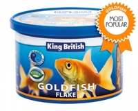 King British Goldfish Flake 12g x 24
