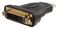 LLOYTRON HDMI MALE TO DVI-D FEMALE ADAPTOR