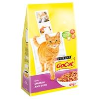 Go-Cat Adult Cat Chicken & Duck 10kg