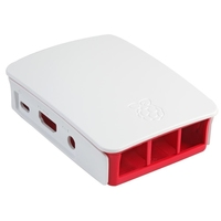 Raspberry PI 3 Red Case