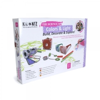 Colours & Light Science Kit.