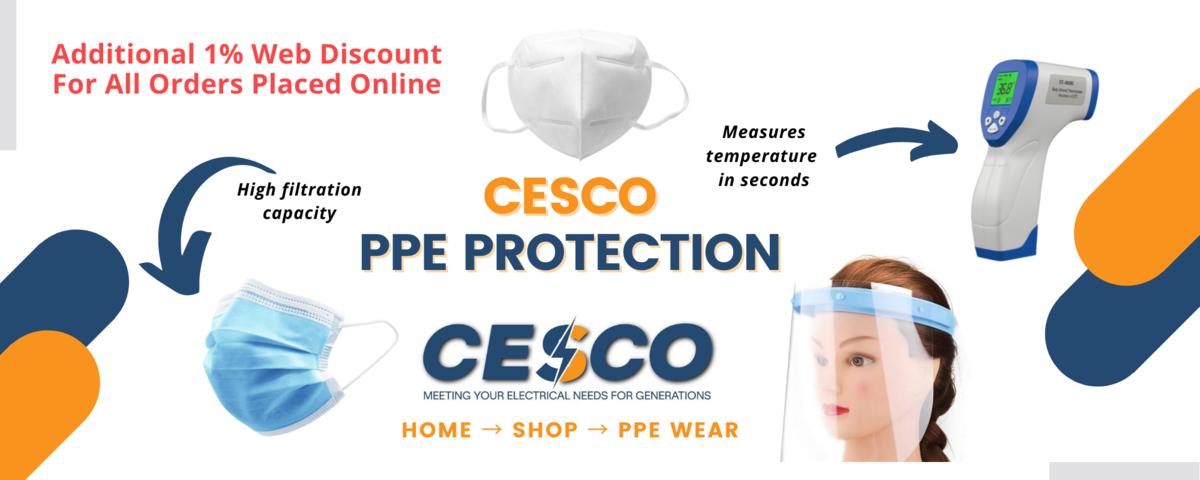 CESCO PPE EQUIPMENT