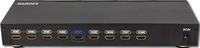 Technomate 4K 8 Way HDMI Splitter