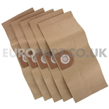 No. 152 Vax 2000 Canister Vacuum bags 5 Pack