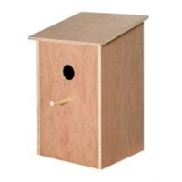 Sky Cockatiel / Small Parakeet Nest Box x 1