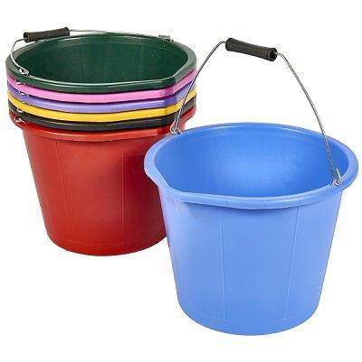 Earlswood Stable Bucket Purple 14.5L