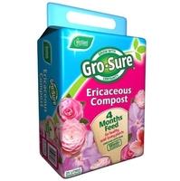 Gro-Sure Compost Ericaceous 25lt
