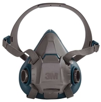 3M Half Mask Medium Reusable Respirator