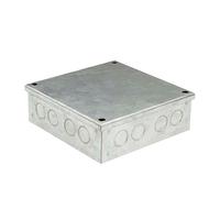 6x6x2 Galv. KO Adaptable Box
