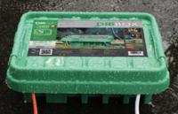DRIBOX OUTDOOR 330X230X140 GREEN